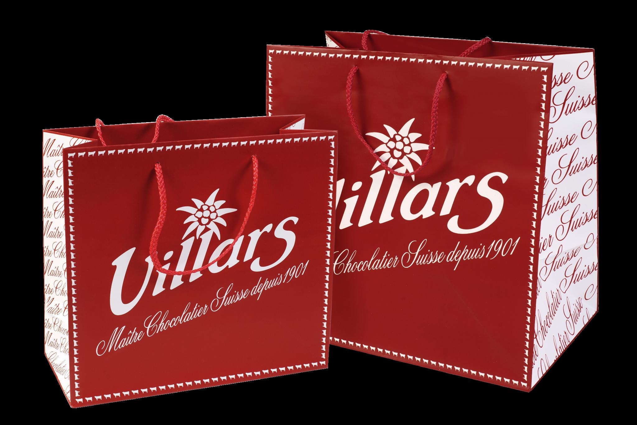 Shopping Bags Custom Made for Villars