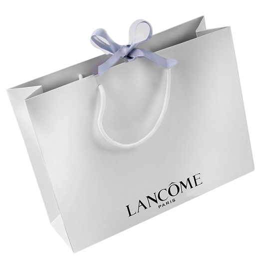 Lancome Custom Packages & Shopping Bags