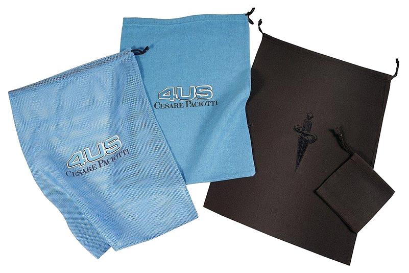 Paciotti custom fabric pouch bags